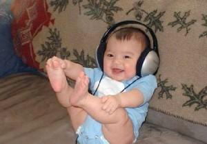 müzik bebek gelişimi